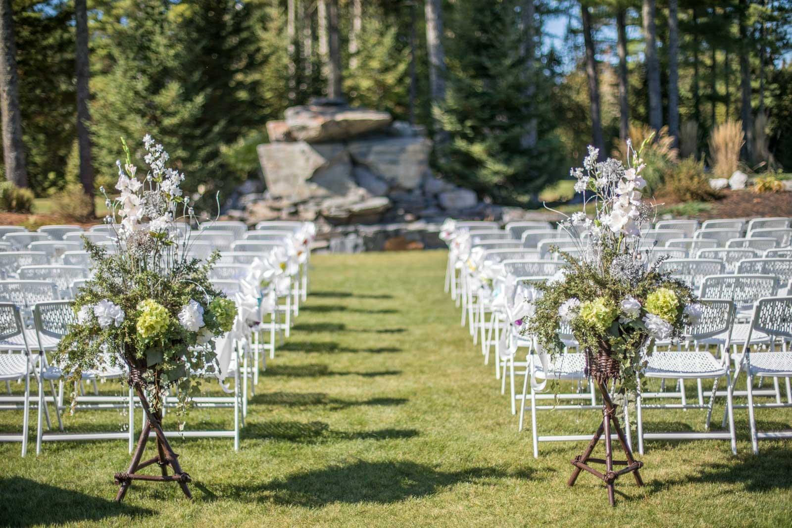 Wedding Venues In Maine.Maine Weddings Diadema Golf Club
